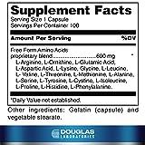 Douglas Laboratories - Free Form Amino Capsules