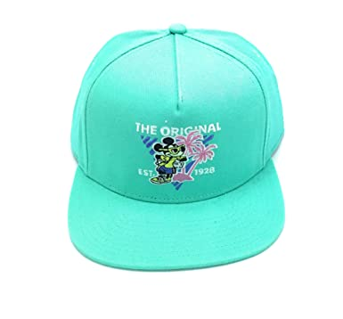 8dff3a87fdc Image Unavailable. Image not available for. Color  Vans X Disney Mickey  Mouse 80 s Snapback Hat