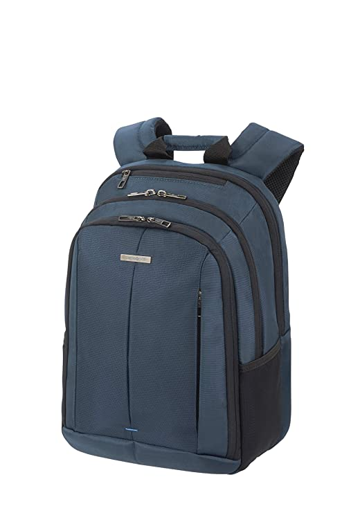 aeaf5e04699 SAMSONITE Guardit 2.0 - Small Laptop Casual Daypack, 40 cm, 17.5 liters,  Blue: Amazon.co.uk: Luggage