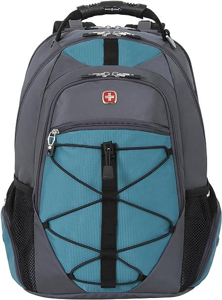 Fits Most 15 inch Swiss Gear Black TSA Friendly ScanSmart Laptop Backpack