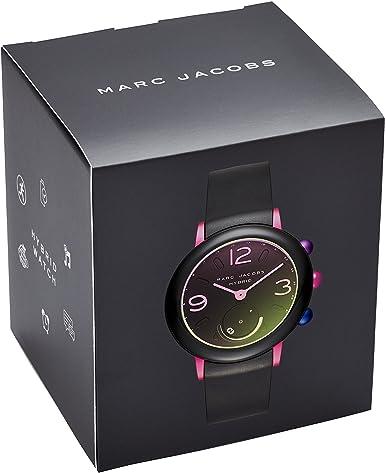 Amazon.com: Marc Jacobs Riley Hybrid - Reloj inteligente ...