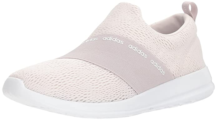 Amazon.com | adidas Womens CF Refine Adapt, Aero Blue/Aero Blue/White, 5 M US | Fashion Sneakers
