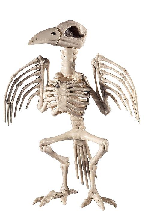 SmiffyS 46910 Esqueleto De Cuervo