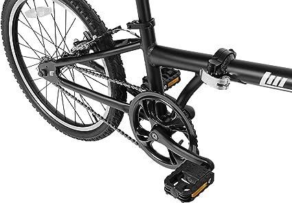FabricBike Folding Bicicleta Plegable Cuadro Aluminio 3 Colores ...