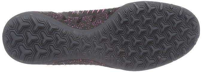 Amazon.com   Nike MercurialX Finale TF Turf Soccer Shoe (Sz. 10.5) Black, Pink Blast   Soccer
