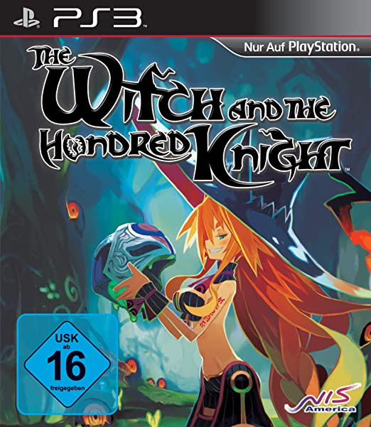 The Witch and the Hundred Knight, PS3