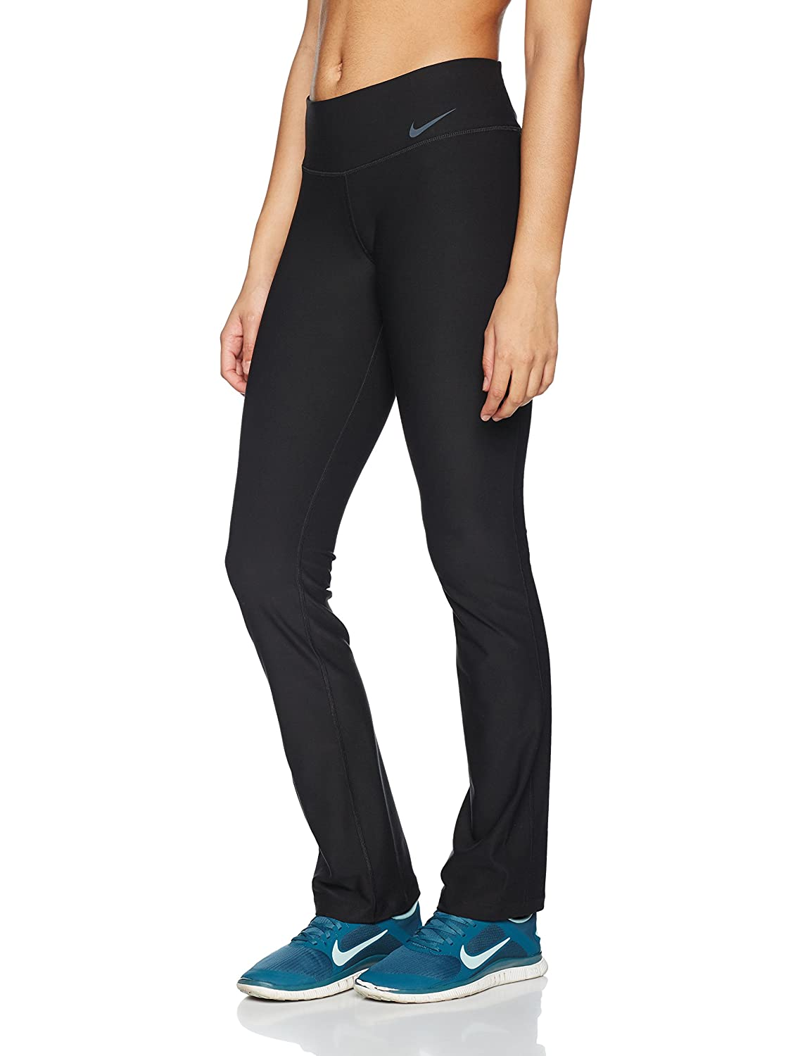 great deals many styles outlet store sale Nike Legend 2.0 Slim Poly Pants Women's Long Sports Trousers ...