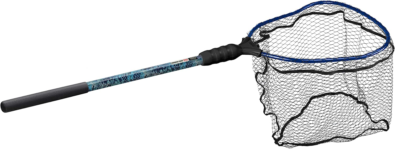 EGO S1 Genesis Floating Fishing Net, Fishermen's Tool, Salt & Freshwater, Non-Slip Grip, Compact Storage, Lightweight