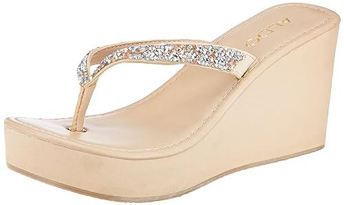 d28c6c669fb Aldo Women's Presidencia Bone Fashion Sandals -6 UK/India(39 EU ...