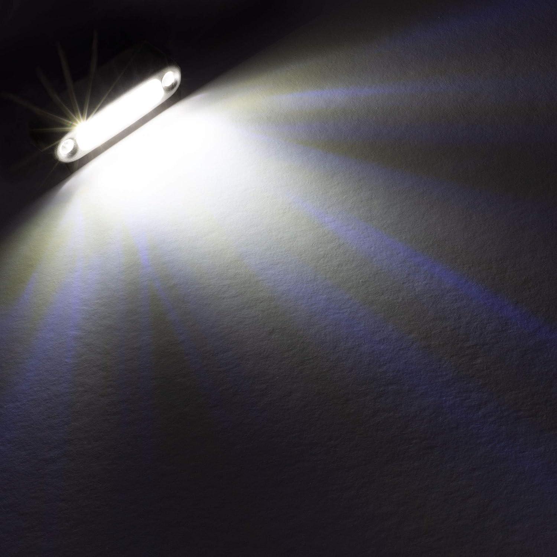 Step Down Surface Mount Accent Light White Led Horizontal RV Lighting Marine