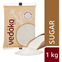 Amazon Brand - Vedaka Popular Sugar, 1kg