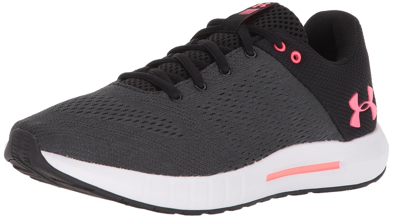 Under Armour Women's Micro G Pursuit Sneaker B071L7P6PZ 6 M US|Black (001)/Anthracite