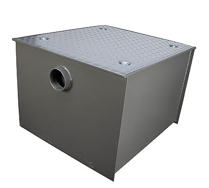 Amazon Com Wentworth 200 Pound Grease Trap Intercepto R 100 Gpm