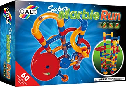 Galt Toys Inc Super Marble Run Toy, 1004105