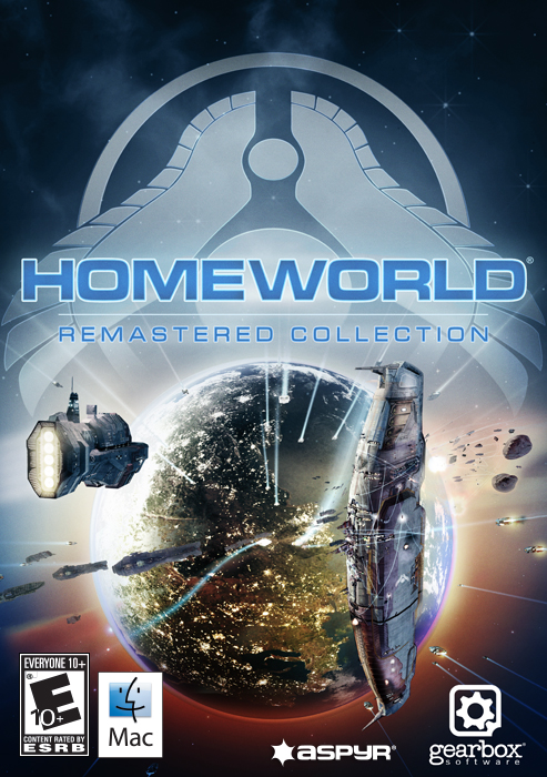 Homeworld Remastered Collection [Online Game Code] Resource Collection