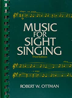 music for sight singing 3rd edition