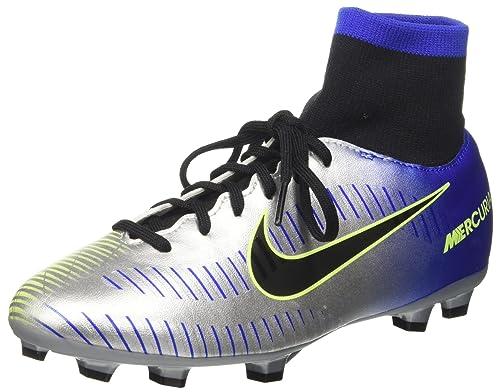 new products 4e871 c7c5d Nike Jr. Mercurial Victory Vi Dynamic Fit Neymar FG, Zapatillas de Fútbol  Unisex para Niños: Amazon.es: Zapatos y complementos
