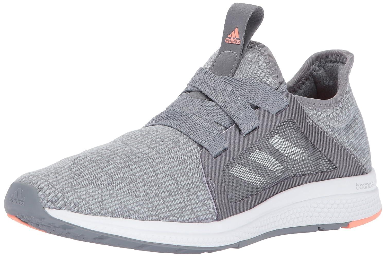 adidas Women's Edge Lux W Running Shoe B01MQNGVU5 8 B(M) US|Grey/Grey/Crystal White
