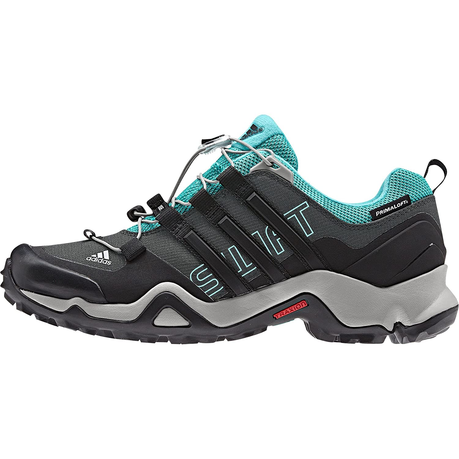 adidas M17470 Women's Terrex Swift Climaheat W Footwear, Solid Grey/Core Black/Vivid Mint