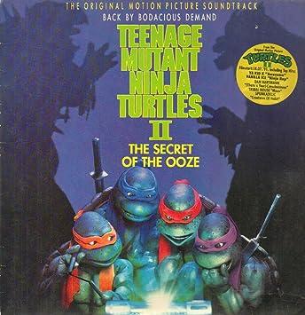 Teenage Mutant Ninja Turtles 2 : Various: Amazon.es: Música