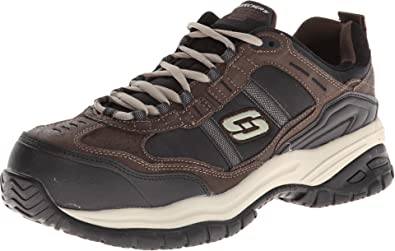 ec953936762 Skechers Men's Work Relaxed Fit Soft Stride Grinnel Comp