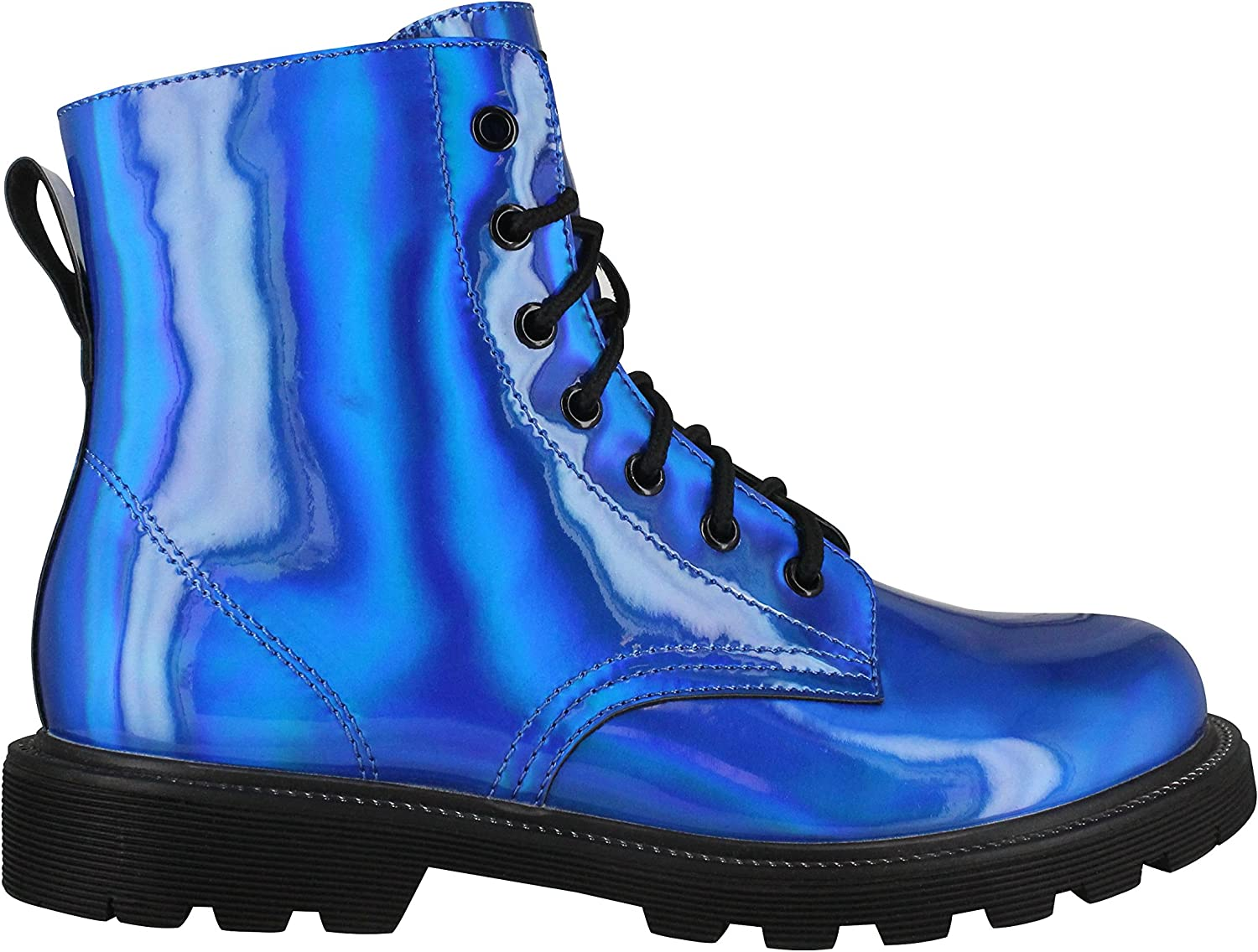 Colored Combat Boots