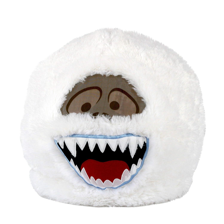 Amazon.com: Maskimals - Máscara de felpa abominable con ...