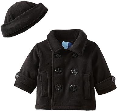 Amazon.com  Good Lad Baby Boys  Peacoat Jacket with Hat 4dec4101e