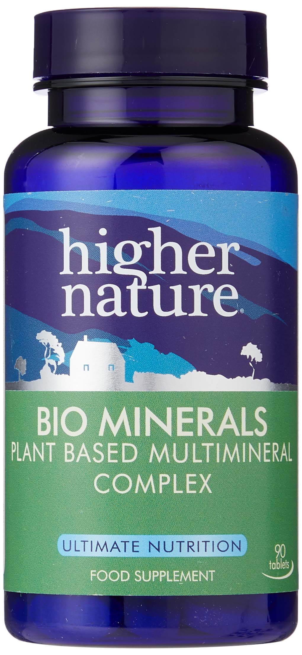 Higher Nature A Higher Nature Bio Minerals 1 X 90S