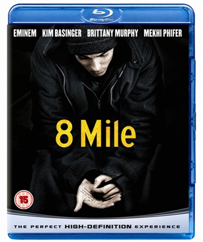8 Mile Edizione: Regno Unito Reino Unido Blu-ray: Amazon.es ...