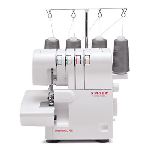SINGER | Finishing Touch Differential-Feed Serger Sewing Machine