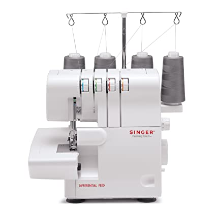 Amazon SINGER Finishing Touch 40SH40 DifferentialFeed Enchanting Overlock Sewing Machine Singer