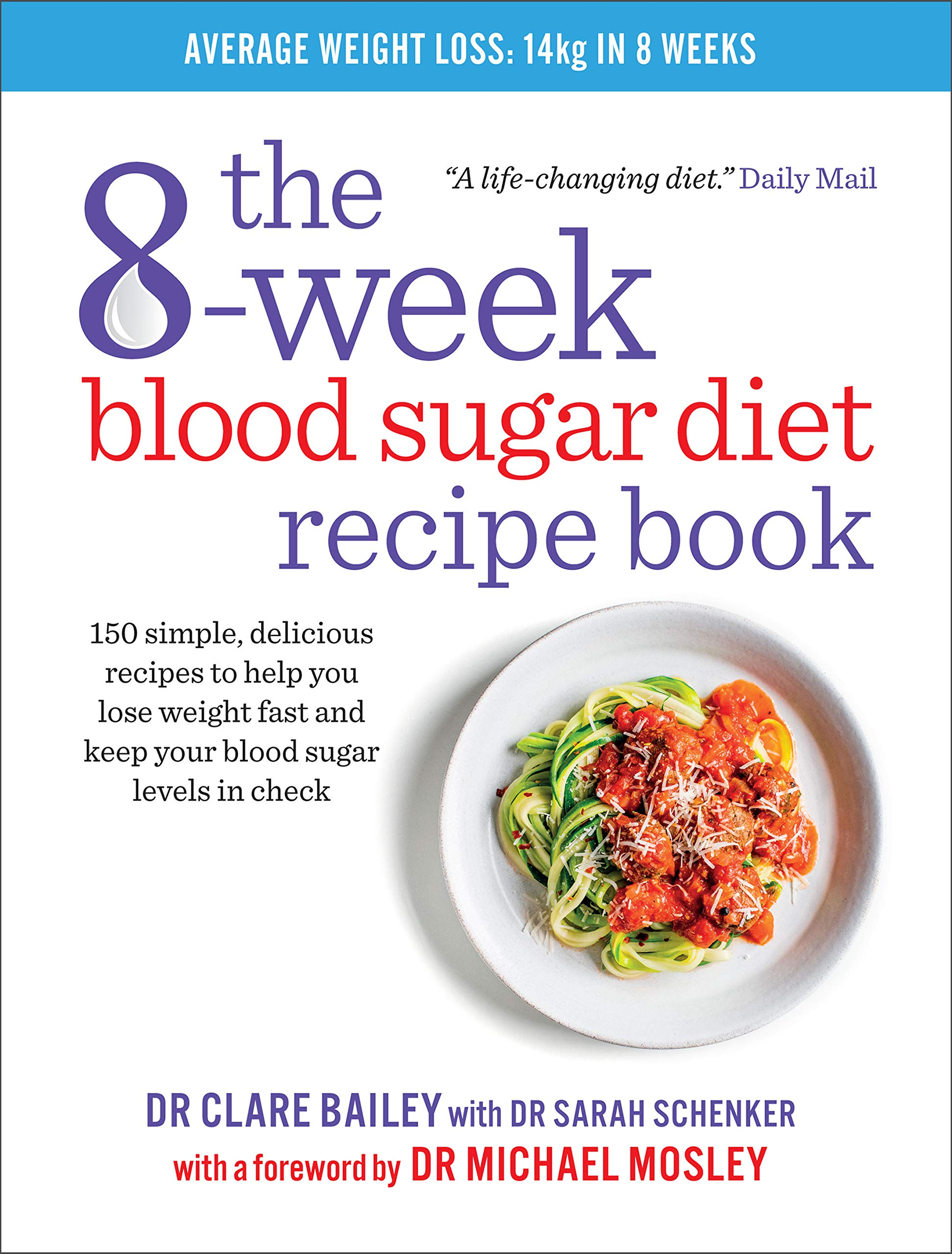 8 week blood sugar diet before and after