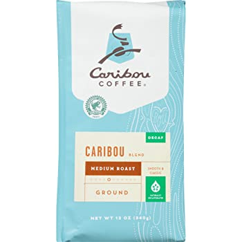 Caribou Coffee Rainforest Alliance Certified Medium Roast Coffee