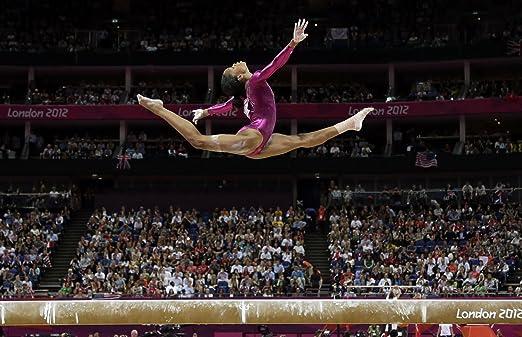 "X175 Gabby Douglas American Gymnastics Olympic Motivational Quotes 40x27/"" Poster"