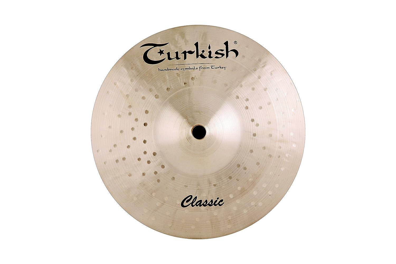 Turkish Cymbals Classic Series 12-inch Classic Splash * C-SP12   B01J3BRNRY