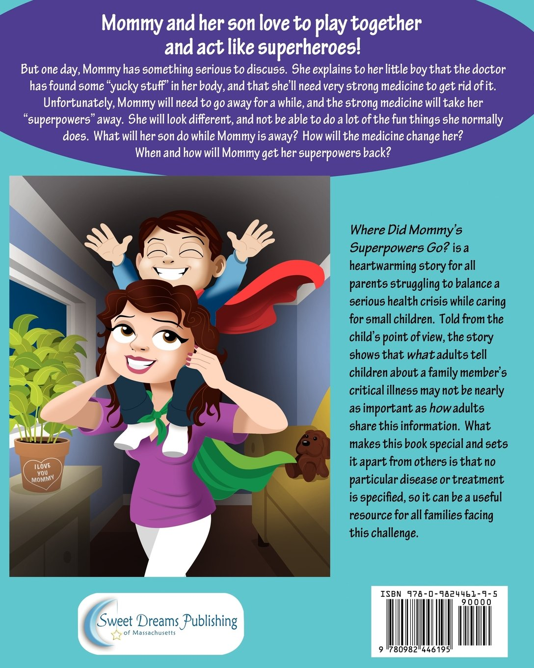 Where did mommys superpowers go jenifer gershman 9780982446195 where did mommys superpowers go jenifer gershman 9780982446195 amazon books publicscrutiny Image collections