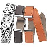 Michel Herbelin - COF17448/B01SO - Montre Femme - Quartz - Analogique - Bracelet Acier Inoxydable Argent
