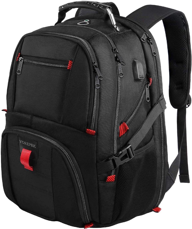 YOREPEK 18.4 Laptop Backpack