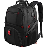 YOREPEK Backpacks for Men,Extra Large Travel Backpack with USB Charging Port,TSA Friendly Business College Bookbags Fit…