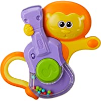 Chicco Baby Senses Musical Lion Rattle, Mixed