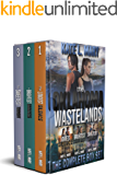 The Oklahoma Wastelands Series: The Complete Post-Apocalyptic Zombie Box Set