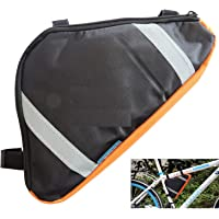 Lista Reflective Triangle Bicycle Accessory Bag Frame Bag