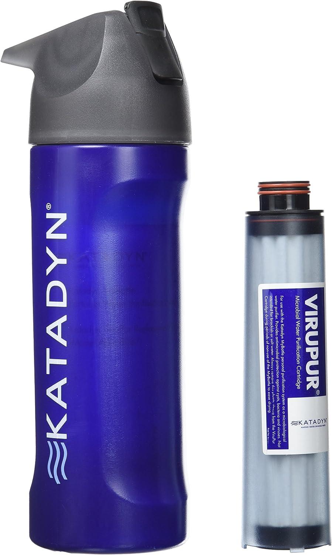 KATADYN Mybottle - Purificador de Agua Azul Blue Splash Talla ...