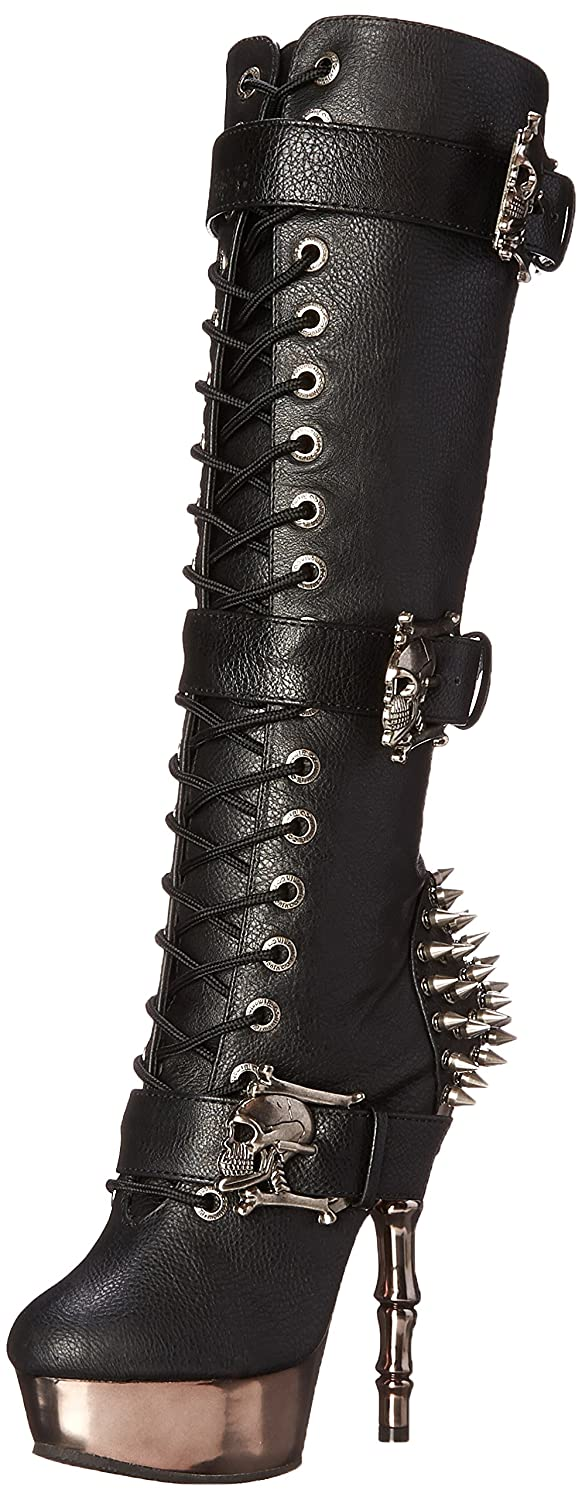Demonia Women's Mue2028/Bpu/Pwch Boot by Demonia