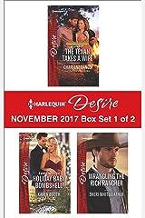 Harlequin Desire November 2017 - Box Set 1 of 2: An Anthology Kindle Edition