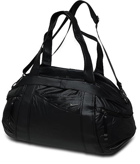 Nike Victory Gym Club Metallic Duffel Bag (Black)  Amazon.ca  Luggage   Bags 20c1fdc4ef257
