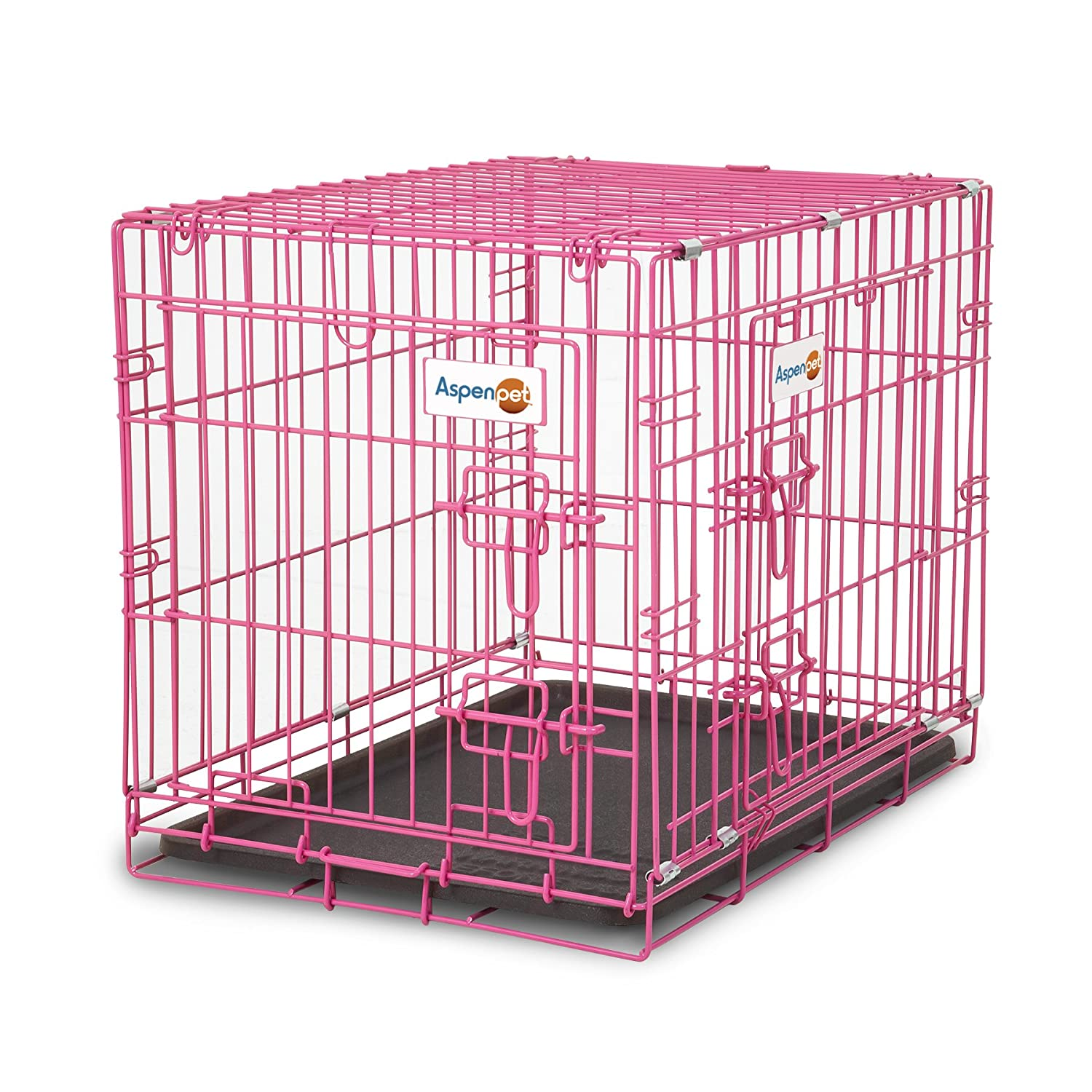 Pink Dog Kennel Small