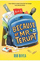 Because of Mr. Terupt Kindle Edition
