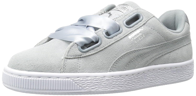 innovative design c95e6 55ca3 PUMA Women's Suede Heart Safari Wn Sneaker